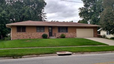 Ames Single Family Home For Sale: 2625 Hoover Avenue