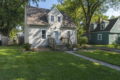 Ames Single Family Home For Sale: 3219 Lettie Street