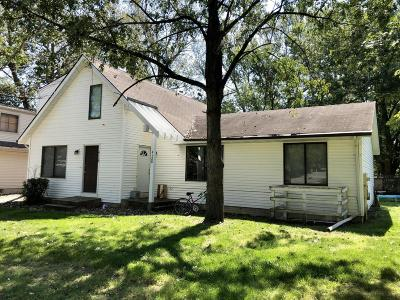 Ames Multi Family Home For Sale: 4118/4120 Harris Street