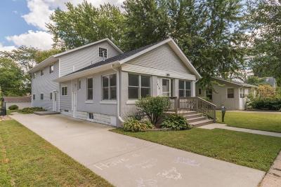 Ames Single Family Home For Sale: 1414 Burnett Avenue