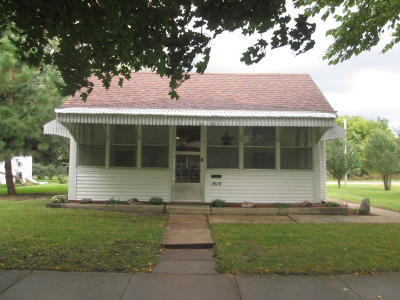 Boone Single Family Home For Sale: 1619 6th Street