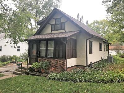 Ames Single Family Home For Sale: 1507 Kellogg Avenue