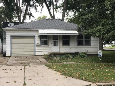 Boone Single Family Home For Sale: 1233 6th Street