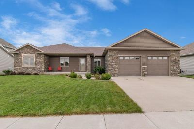 Ames Single Family Home For Sale: 2409 Cottonwood Road
