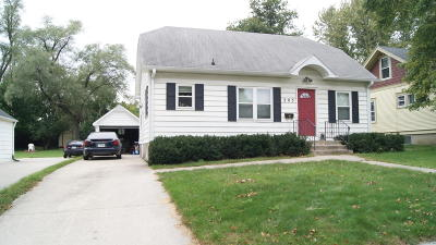 Ames Single Family Home For Sale: 205 N Franklin Avenue
