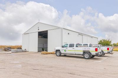 Story County Commercial For Sale: 31295 510th Avenue