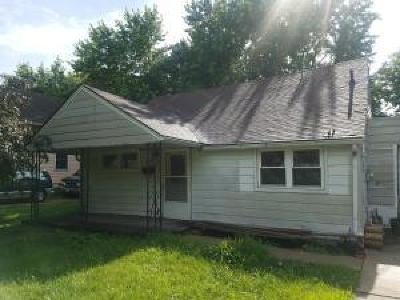 Ames Single Family Home For Sale: 1219 Maxwell Avenue