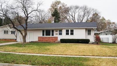 Ames Single Family Home For Sale: 1013 Yuma Avenue