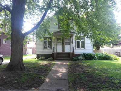 Boone Single Family Home For Sale: 1709 Marshall Street