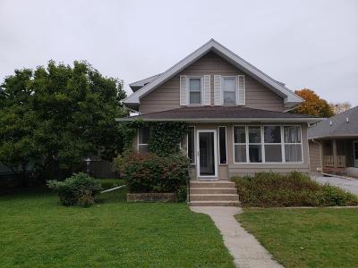 Ames Single Family Home For Sale: 815 Duff Avenue