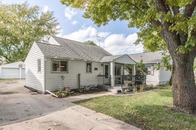Ames Single Family Home For Sale: 1121 Stafford Avenue