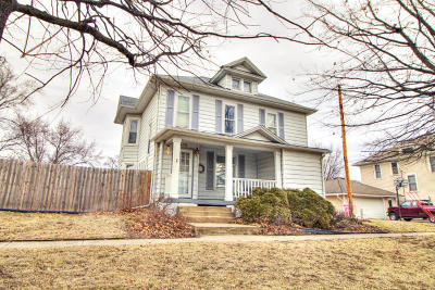 Boone Single Family Home For Sale: 415 2nd Street