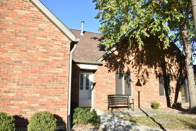 Story County Condo/Townhouse For Sale: 2361 Hamilton Circle