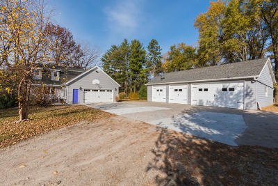 Story County Farm & Ranch For Sale: 57213 Sand Hill Lane