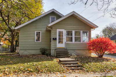 Ames Single Family Home For Sale: 118 N Hazel Avenue