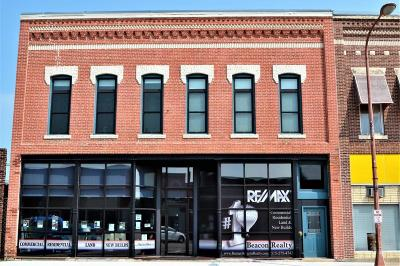 Boone County Commercial For Sale: 205 W Walnut Street