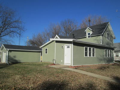 Boone Single Family Home For Sale: 1903 Marshall Street