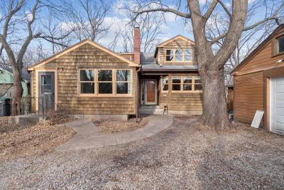 Ames Single Family Home For Sale: 3217 West Street