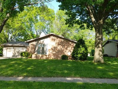 Ames Single Family Home For Sale: 3006 Kellogg Avenue