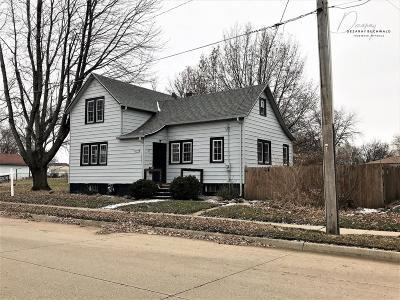 Boone Single Family Home For Sale: 704 W 1st Street