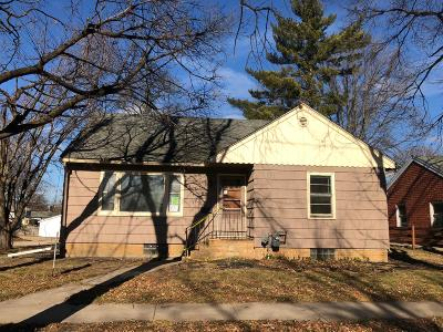 Boone Single Family Home For Sale: 1117 5th Street