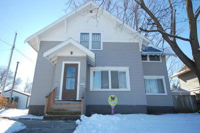 Boone Single Family Home For Sale: 614 Mamie Eisenhower Avenue