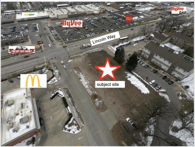 Ames Residential Lots & Land For Sale: 3705 Lincoln Way