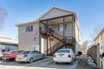 Ames Multi Family Home For Sale: 211 S Kellogg Avenue