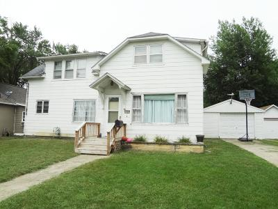 Boone IA Single Family Home For Sale: $94,000