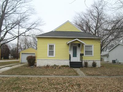 Boone Single Family Home For Sale: 303 17th Street