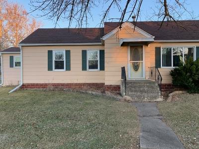 Ogden Single Family Home For Sale: 120 W Mulberry Street