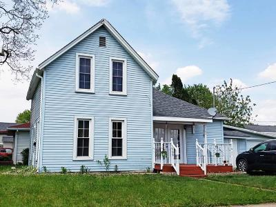 Boone Single Family Home For Sale: 1104 Boone Street