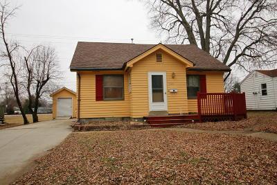 Ames Single Family Home For Sale: 1508 Ridgewood Avenue