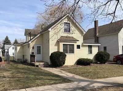 Boone Single Family Home For Sale: 1541 6th Street