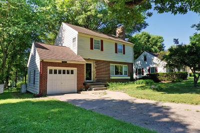 Ames Single Family Home For Sale: 3420 Woodland Street