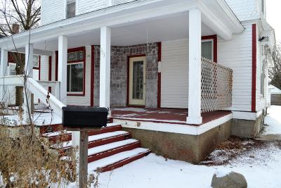 Single Family Home For Sale: 303 E Lincoln Way