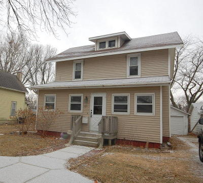 Boone Single Family Home For Sale: 1321 Carroll Street