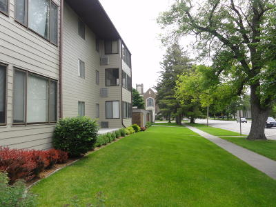 Story County Condo/Townhouse For Sale: 709 Broad Street #35