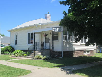 Boone Single Family Home For Sale: 1804 Marshall Street