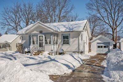 Single Family Home For Sale: 1012 Marston Avenue