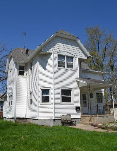 Single Family Home For Sale: 1201 Boone Street