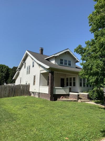 Ogden Single Family Home For Sale: 513 W Maple Street