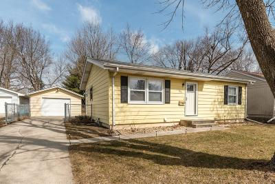 Ames Single Family Home For Sale: 1321 Wheeler Street