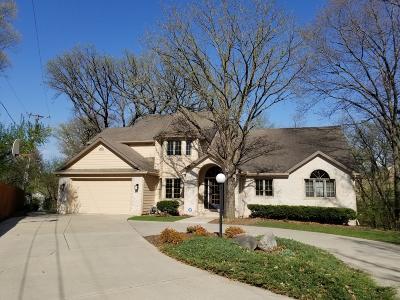 Story County Single Family Home For Sale: 201 Oak Boulevard