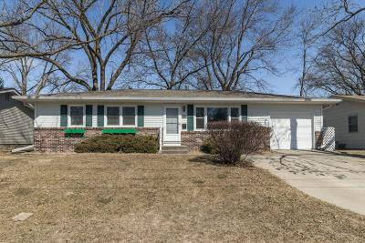 Ames Single Family Home For Sale: 3819 Ontario Street