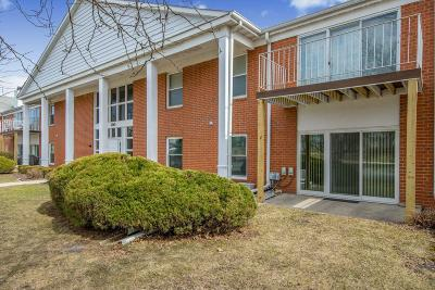 Ames Condo/Townhouse For Sale: 700 S Dakota Avenue #Unit #10