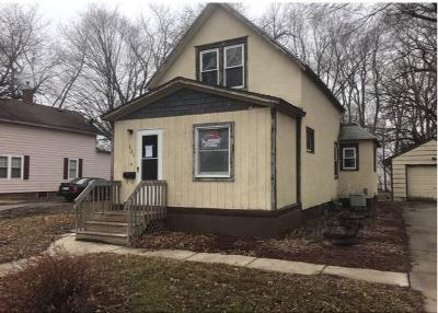 Boone Single Family Home For Sale: 821 Carroll Street