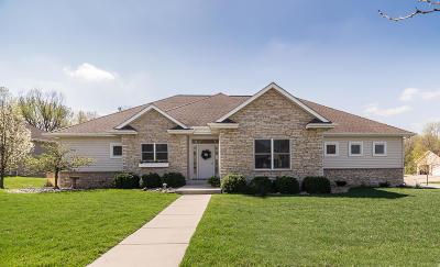 Ames Single Family Home For Sale: 1316 Kinyon Circle