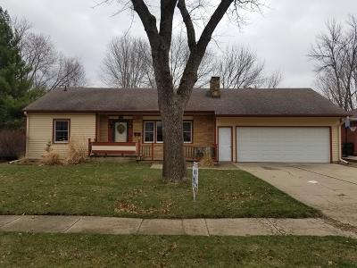 Ames Single Family Home For Sale: 1406 Curtiss Avenue