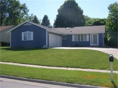 Ames Single Family Home For Sale: 3629 Fletcher Boulevard